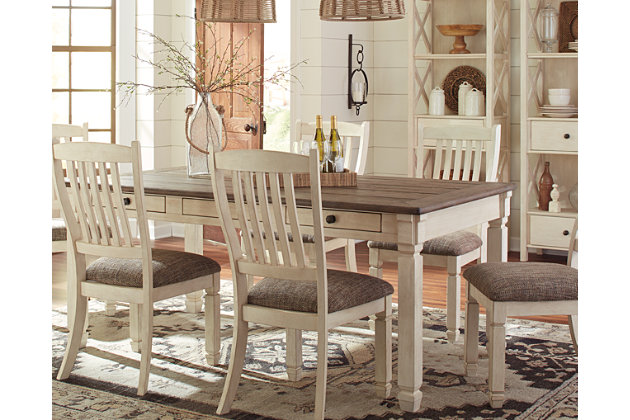 Bolanburg dining room table ashley furniture homestore for Ashley furniture homestore canada