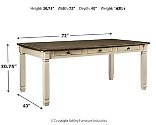 Bolanburg Dining Room Table, , large