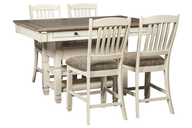 Bolanburg 5-Piece Counter Height Dining Set, , large