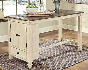 Bolanburg Counter Height Dining Room Table, , rollover