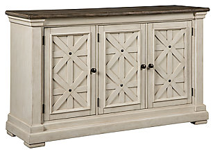 Bolanburg Dining Room Server, Two-tone, large