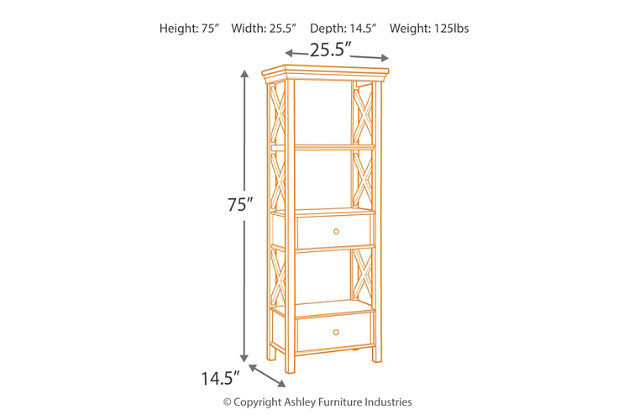 Bolanburg Display Cabinet, , large