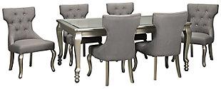 Coralayne 5-Piece Dining Room, , large