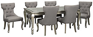 Coralayne 5-Piece Dining Room, , large