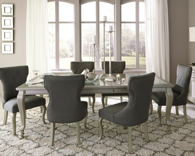 Coralayne Dining Room Table Ashley Furniture HomeStore