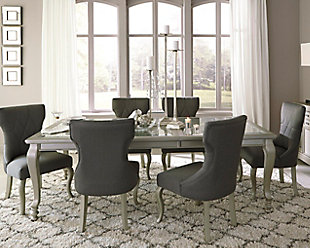 Coralayne Dining Room Extension Table Ashley Furniture Homestore