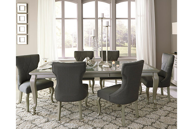 Merveilleux Coralayne Dining Room Table, , Large ...