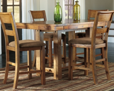 Krinden Counter Height Dining Room Table by Ashley HomeSt...