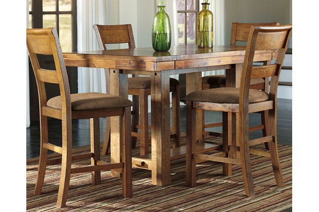 Krinden Counter Height Dining Room Table, , Large ...
