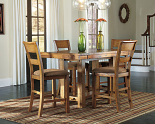 ... Krinden Counter Height Dining Room Table, , Large ...