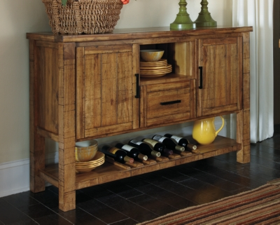 Dining Room Storage Buffets Servers Ashley Furniture HomeStore