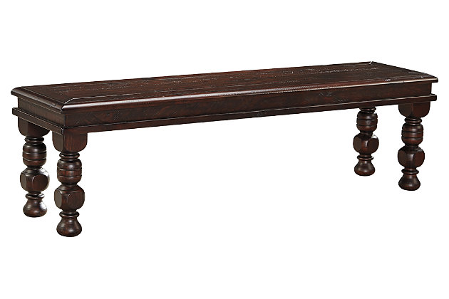 Gerlane Dining Room Bench, , large