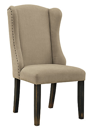 gerlane dining room chair - Leather Dining Room Furniture