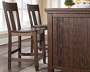 Trudell Counter Height Bar Stool, , rollover