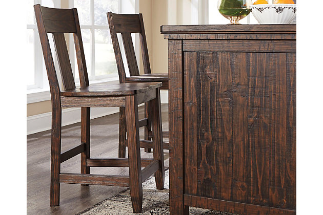 Trudell Counter Height Bar Stool, , large