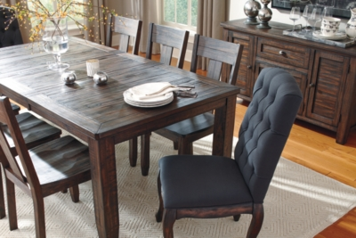 Trudell Dining Room Table Ashley Furniture HomeStore