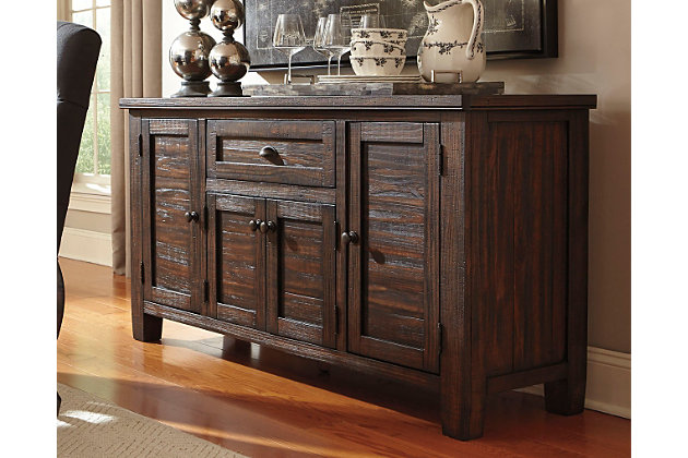 Trudell Dining Room Server | Ashley Furniture HomeStore