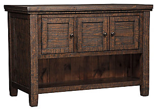 Trudell Counter Height Dining Room Table, , large