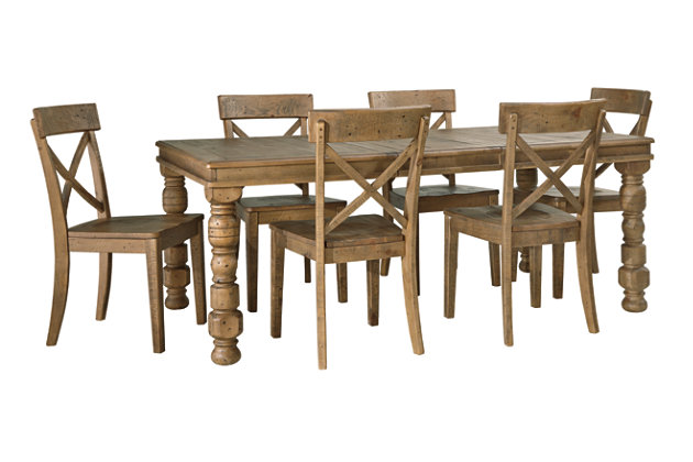 Trishley Dining Room Table Ashley Furniture HomeStore