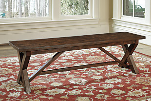 "Windville 63"" Dining Room Bench, , rollover"