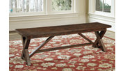 "Windville 63"" Dining Room Bench, , large"