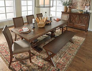 Windville Dining Room Extension Table, , rollover