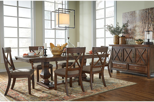 Windville Dining Room Table | Ashley Furniture HomeStore