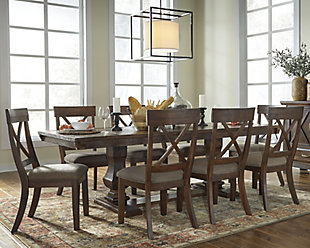 Windville Dining Table and 8 Chairs, , rollover