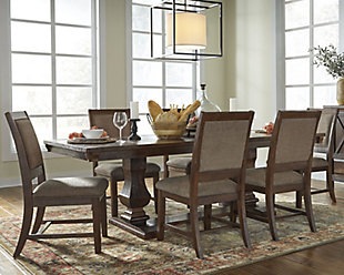 Windville Dining Table and 6 Chairs, , rollover