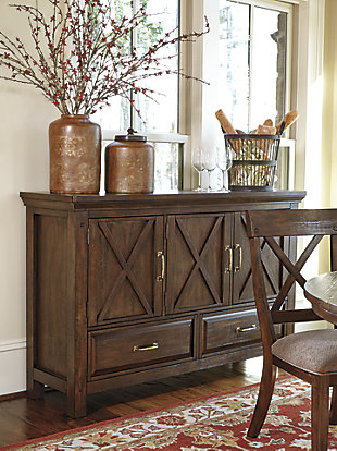 windville dining room server - Dining Room Server Furniture