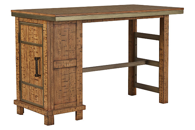 dondie counter height dining room table ashley furniture