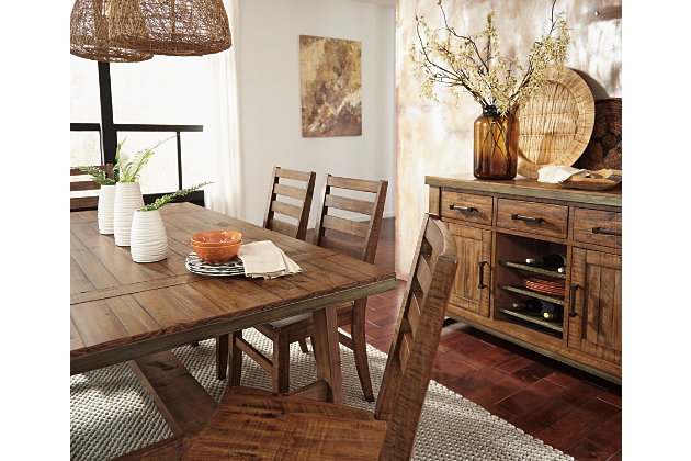 Dondie Dining Room Table | Ashley Furniture HomeStore