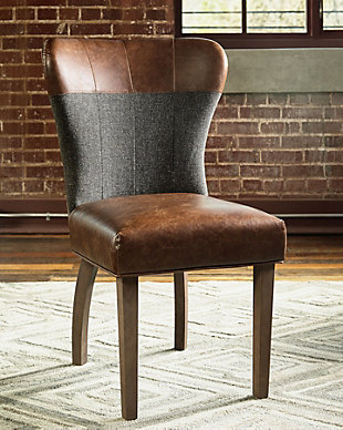 ... Large Zenfield Dining Room Chair, , Rollover
