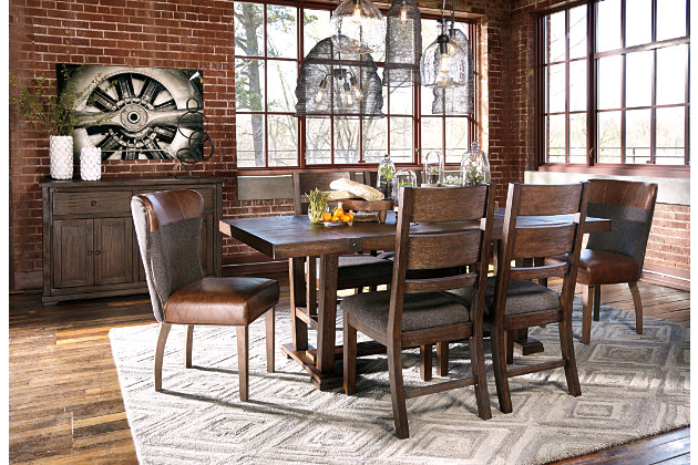 ... Zenfield Dining Room Table, , Large ...