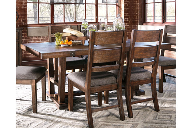 Zenfield Dining Room Table by Ashley HomeStore, Brown