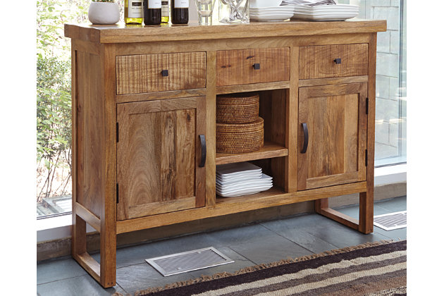 wesling dining room server - Dining Room Server Furniture