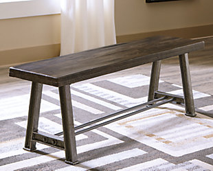"Wollburg 60"" Dining Room Bench, , large"