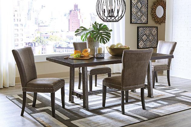 Wollburg Dining Room Table, , large