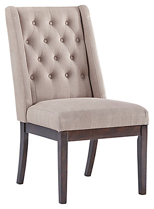 Ranimar Dining Room Chair, Medium Brown, large