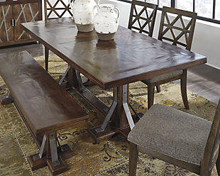 Devasheen Dining Room Table, , rollover
