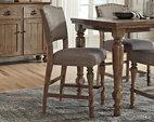Tanshire Counter Height Bar Stool Ashley Furniture Homestore