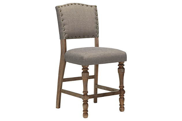 Tanshire Counter Height Bar Stool Ashley Furniture Homestore