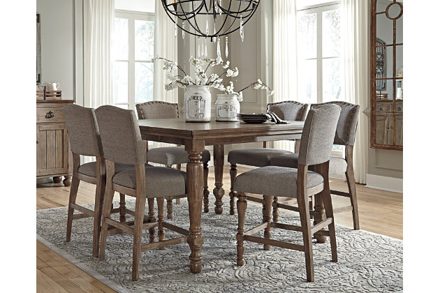 Height Dining Room Table Tanshire Counter Height Dining Room Table Is