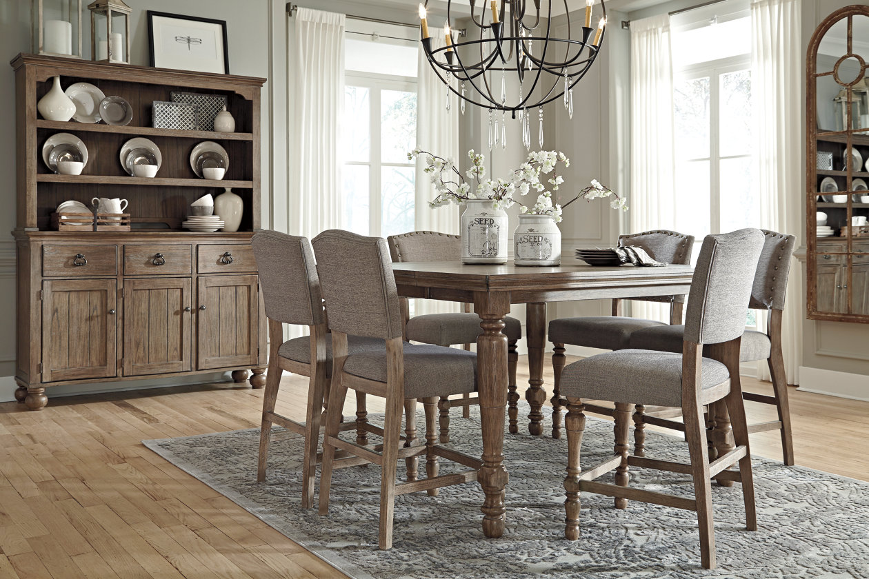Tanshire Dining Table #furniture