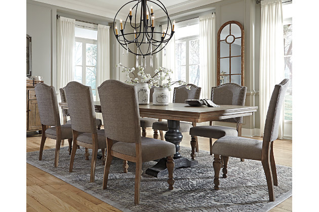 Tanshire Dining Room Chair | Ashley Furniture HomeStore