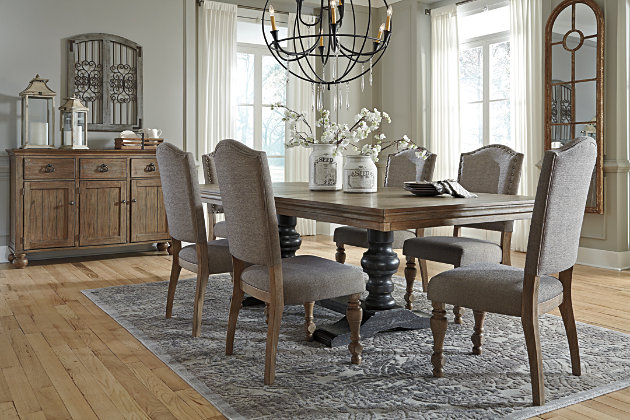 tanshire dining room chair ashley furniture home store