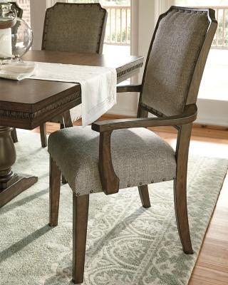 Larrenton Dining Room Chair (Set of 2) by Ashley HomeStor...