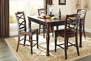 Porter Counter Height Dining Room Table, , large