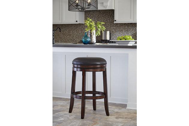 Porter tabouret de bar de hauteur comptoir meubles for Hauteur comptoir de bar
