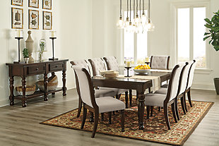 Porter Dining Room Table, , large